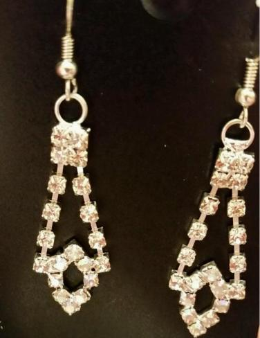 bridal collection earrings
