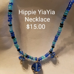 Hippie YiaYia Necklace